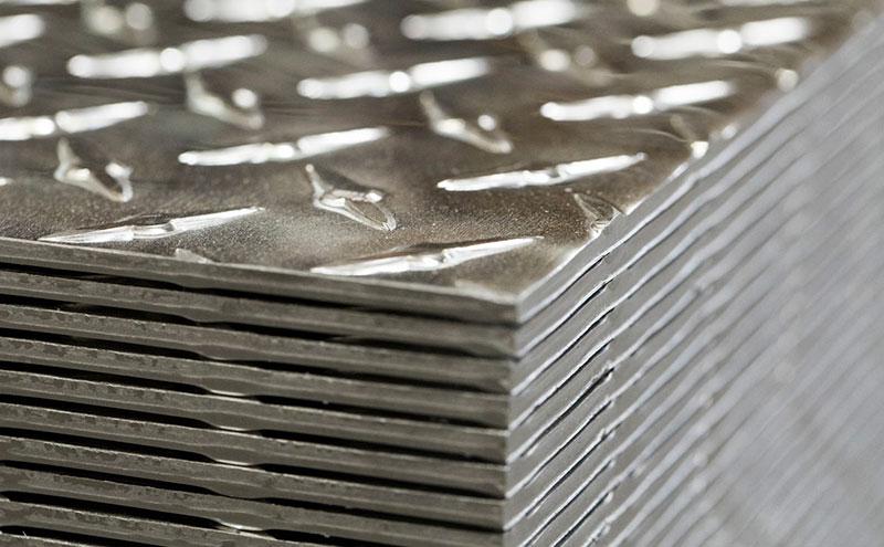 planchas diamantadas de acero cbmetal