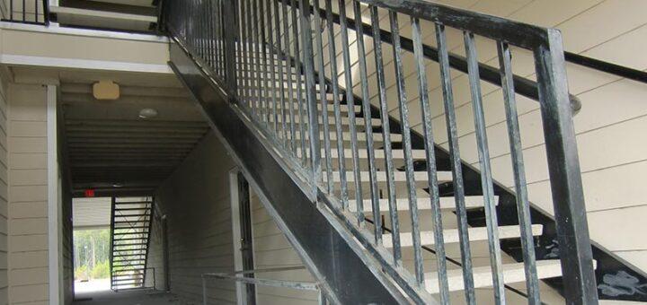 barandas de seguridad de acero al carbono cb metal