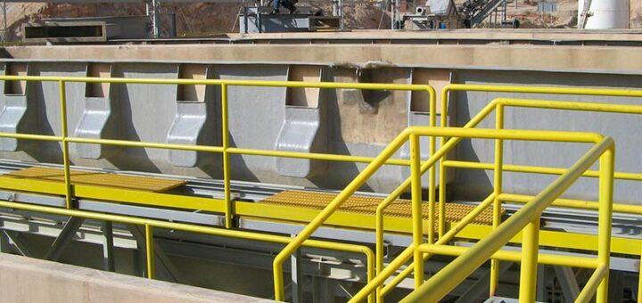 barandas de seguridad cb metal